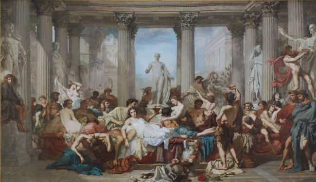 Dinner Parties Were The ... is listed (or ranked) 1 on the list 11 Interesting Facts About What Ancient Roman Parties Were Really Like
