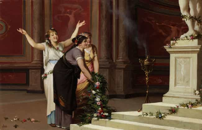 Caligula Took Advantage ... is listed (or ranked) 8 on the list 11 Interesting Facts About What Ancient Roman Parties Were Really Like