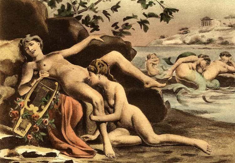 roman sex partys
