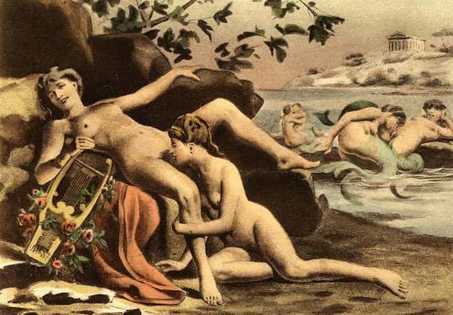 Bacchanalia Was A Racy F... is listed (or ranked) 7 on the list 11 Interesting Facts About What Ancient Roman Parties Were Really Like