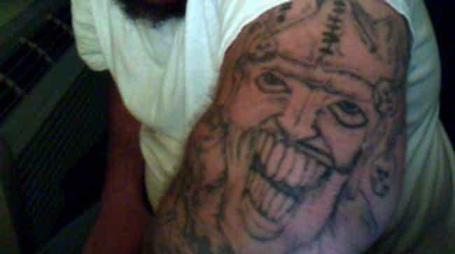 22 Secret Penises Hidden in Tattoos