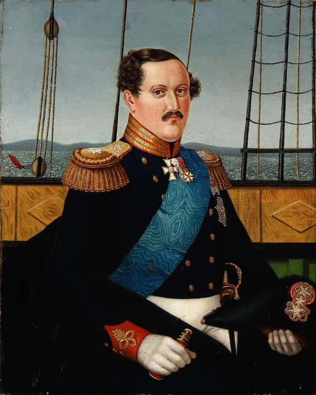 King Frederik VII of Denmark by an Unknown Artist, 19th Century