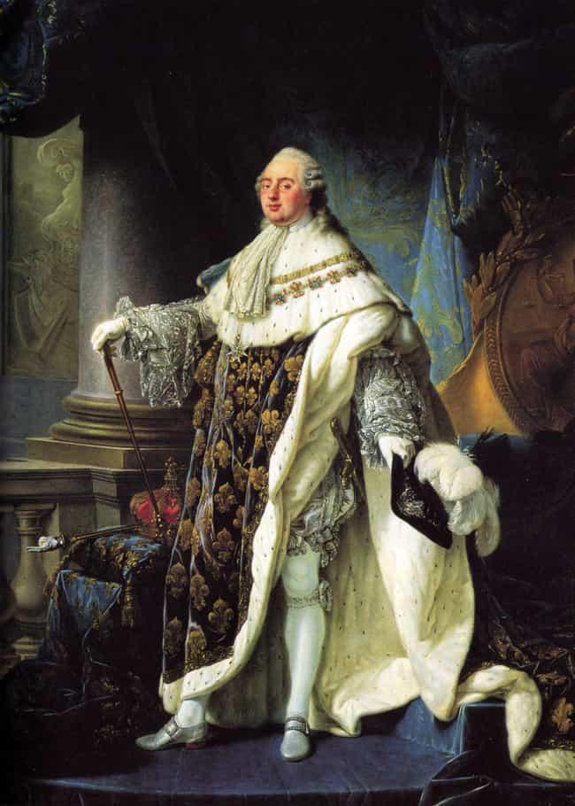 King Louis XVI of France by Antoine-Fran?ois Callet, 1788