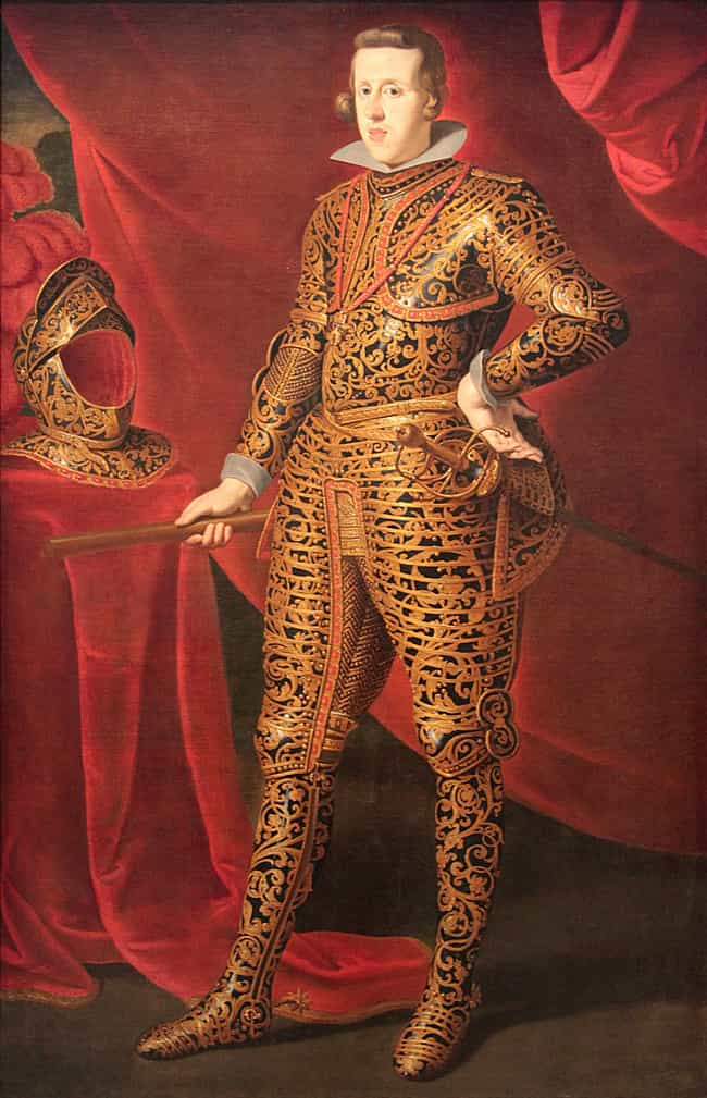 King Philip IV of Spain by Gaspar de Crayer, 1627-28