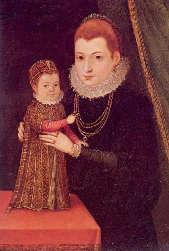 Mary, Queen of Scots, and James I by an Unknown Artist, 16th Century