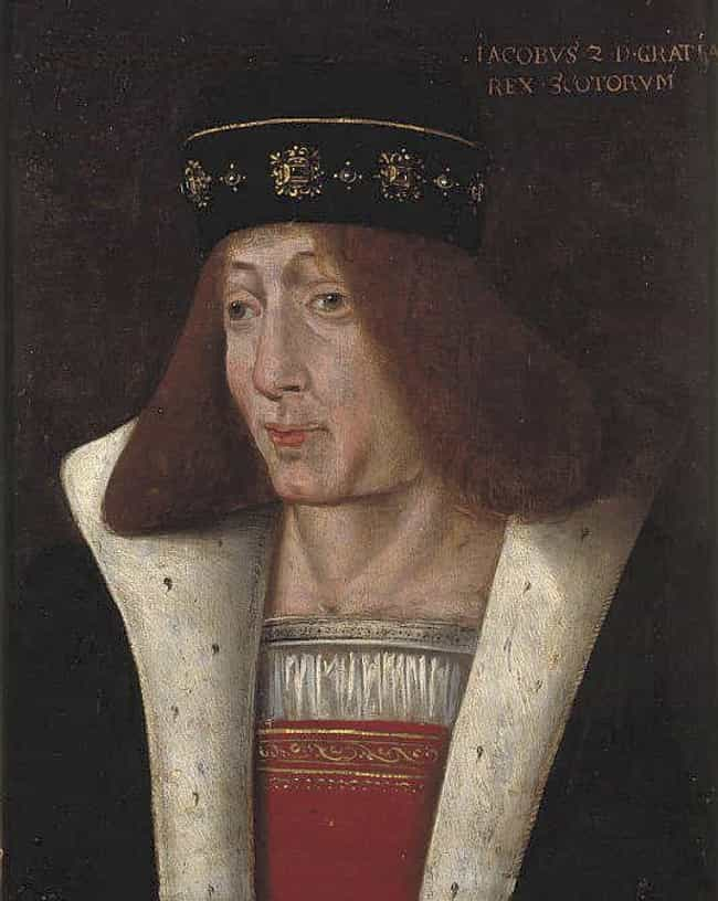 King James II of Scotland by an Unknown Artist, 15th Century
