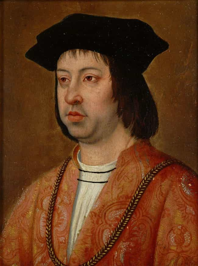 King Ferdinand II of Spain by Michel Sittow, 15th/16th Century