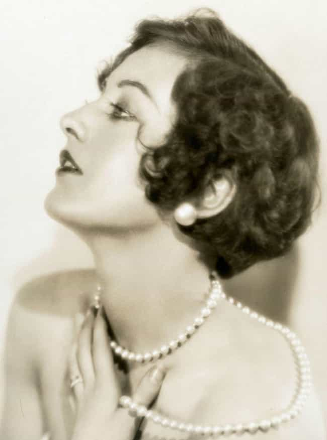 Joan Crawford Starred in at Le... is listed (or ranked) 1 on the list Old Hollywood Scandals That History Forgot