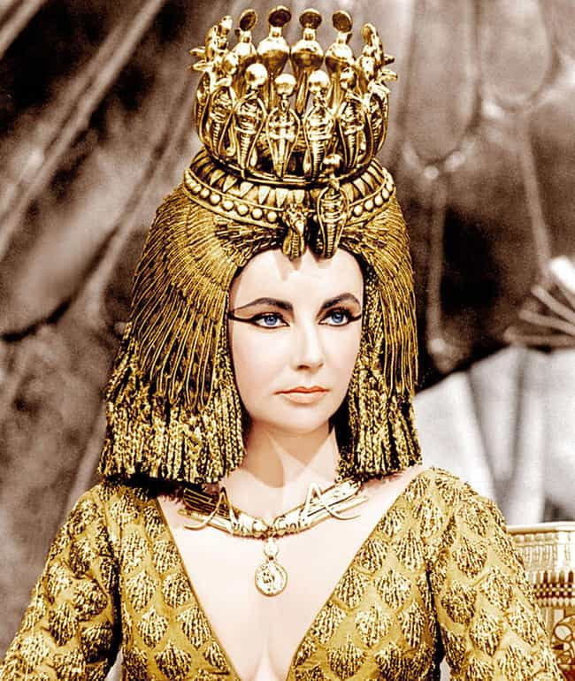 Cleopatra Was Probably No Eliz... is listed (or ranked) 2 on the list 14 Fascinating Facts About Cleopatra, the Last Queen of Egypt