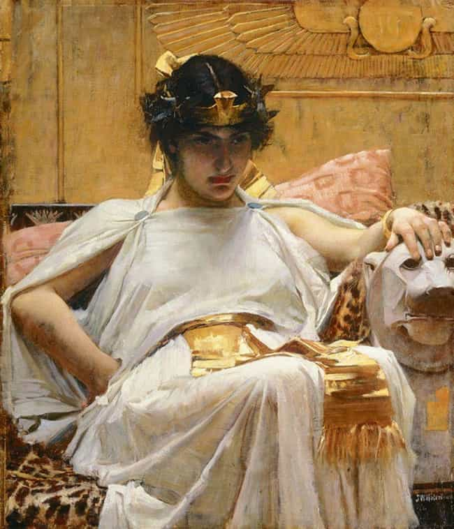Cleopatra Made Herself a... is listed (or ranked) 4 on the list 14 Fascinating Facts About Cleopatra, the Last Queen of Egypt