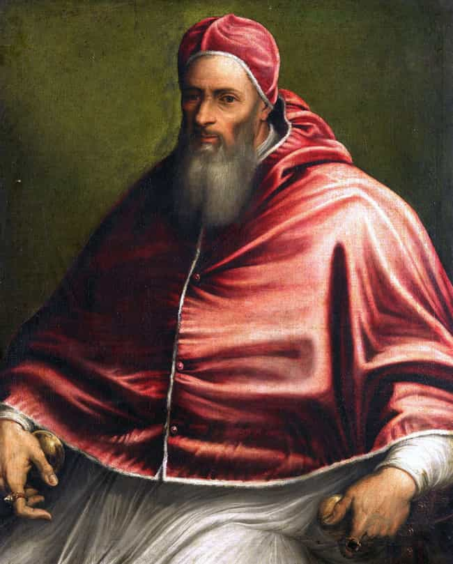 Julius III Made His Alleged Co... is listed (or ranked) 4 on the list 10 Popes Who Didn't Take Celibacy Very Seriously