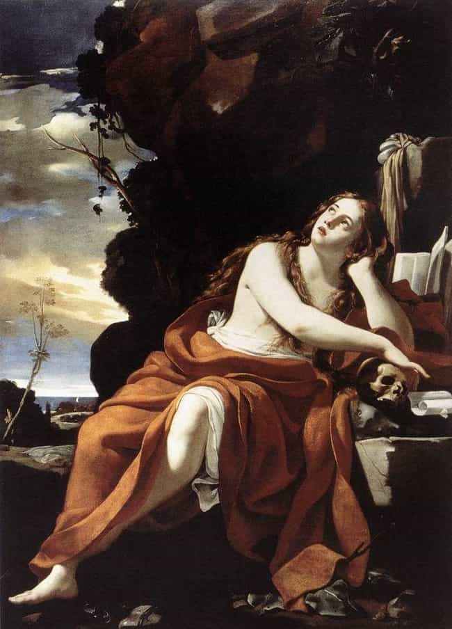 She Probably Wasn't Marr... is listed (or ranked) 1 on the list 14 Theories About Mary Magdalene, the Bible's Most Mysterious Woman
