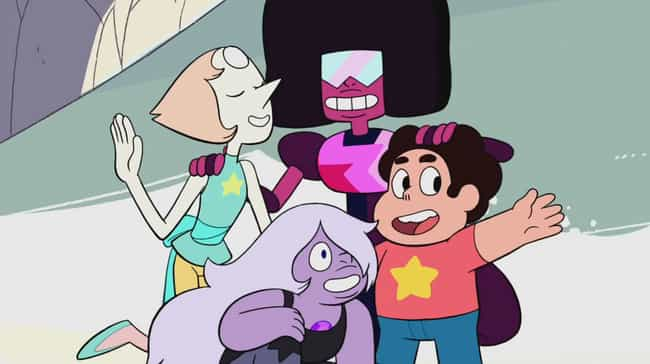 Non-Nuclear Families Are... is listed (or ranked) 3 on the list 11 Reasons Why Steven Universe Was The Most Adult Show on TV