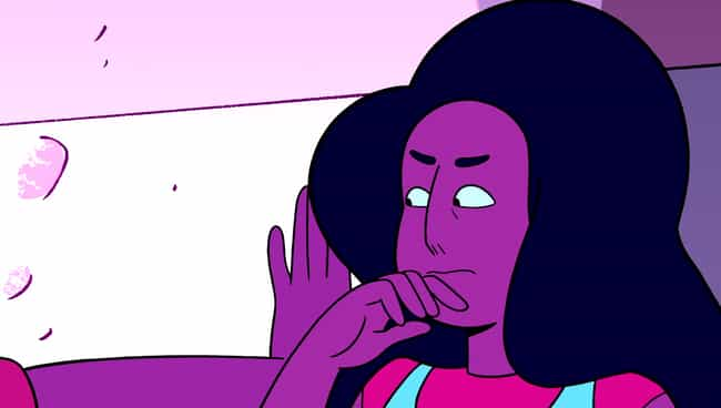 Stevonnie Deals with Pub... is listed (or ranked) 2 on the list 11 Reasons Why Steven Universe Was The Most Adult Show on TV