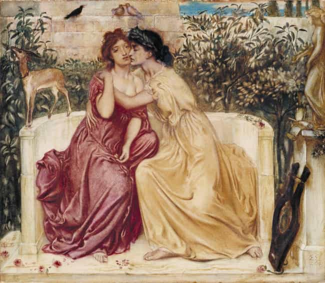 Lesbians Use Their Clitorises ... is listed (or ranked) 1 on the list 8 Laughably Wrong Sexual Theories from History