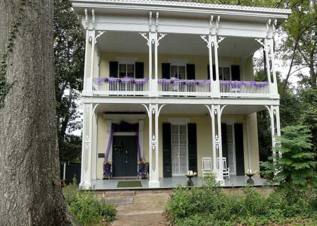 The Most Haunted House I... is listed (or ranked) 3 on the list 12 Ghost Stories and Legends That Prove Mississippi Is The Creepiest State