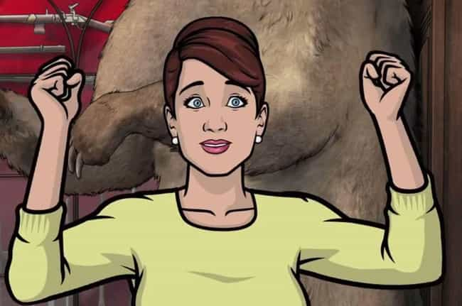 Cheryl Is Crazy in Love ... is listed (or ranked) 8 on the list 17 Crazy Archer Fan Theories That Just Might Be True