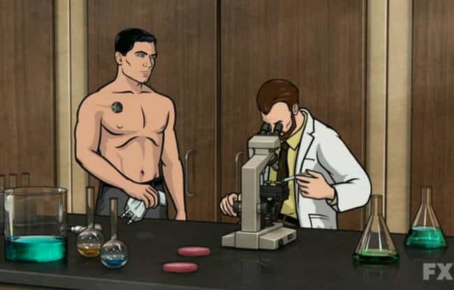 Krieger Is Archer's Best... is listed (or ranked) 7 on the list 17 Crazy Archer Fan Theories That Just Might Be True
