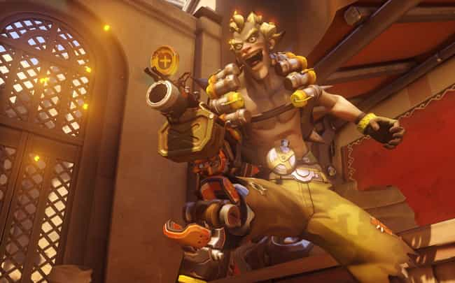 Junkrat's Treasure Holds... is listed (or ranked) 3 on the list 15 Interesting Overwatch Fan Theories That Are Actually Plausible
