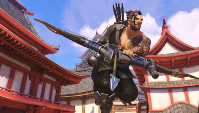 Hanzo's Two Dragons Say ... is listed (or ranked) 2 on the list 15 Interesting Overwatch Fan Theories That Are Actually Plausible