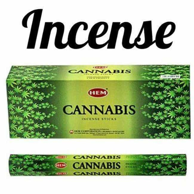 Light Some Incense is listed (or ranked) 1 on the list All The Genius Ways To Hide The Dank Smell of Weed