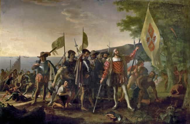 Columbus Day is listed (or ranked) 2 on the list 11 Genocides That Have Been Turned Into Holidays