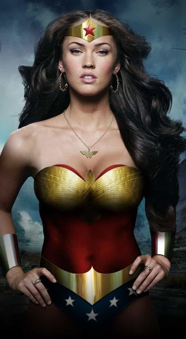 wonder woman hot