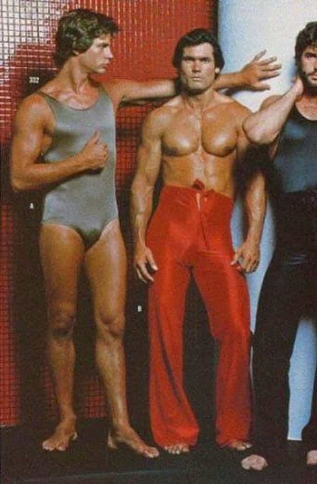 Ladies and Gentlemen. . . is listed (or ranked) 3 on the list 37 Dudes Who Were Smokin' Hot, Even in Bell Bottoms