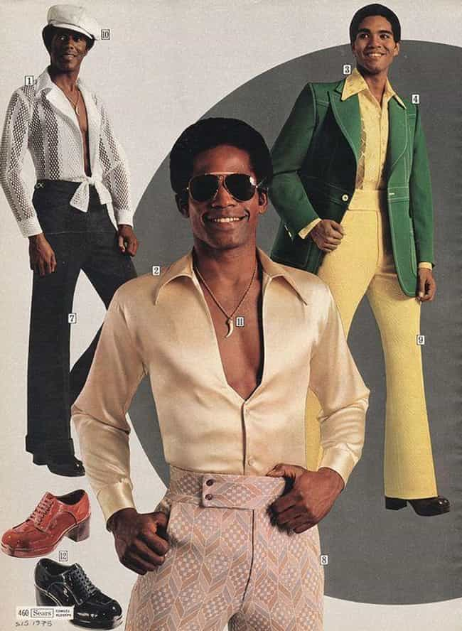Groove Personified is listed (or ranked) 2 on the list 37 Dudes Who Were Smokin' Hot, Even in Bell Bottoms