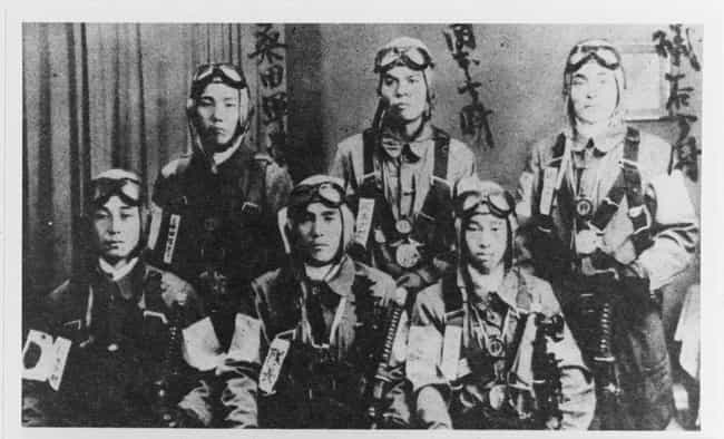All Kamikaze Pilots Were Volun... is listed (or ranked) 1 on the list 11 Fascinating Details About the Lives of Kamikaze Pilots