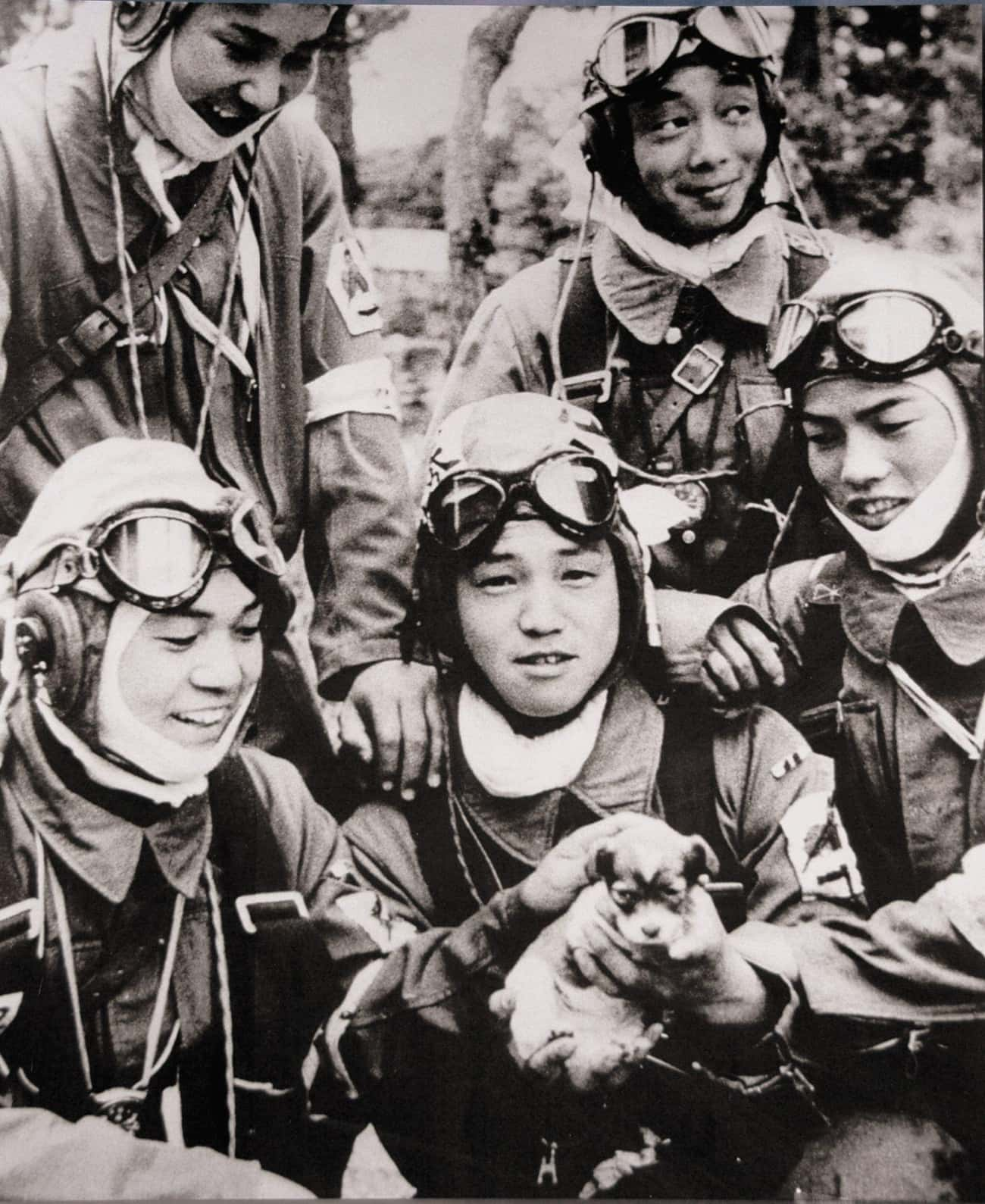 All Kamikaze Pilots Were Volun is listed (or ranked) 1 on the list 11 Fascinating Details About The Lives Of Kamikaze Pilots