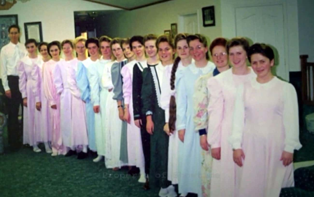 He Made Audio Recordings of Co is listed (or ranked) 2 on the list 15 Horrifying True Facts About Warren Jeffs