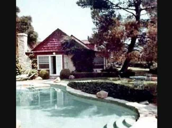 Sharon Tate's House Is N... is listed (or ranked) 2 on the list 10 Famous Crime Scenes and What They Look Like Today