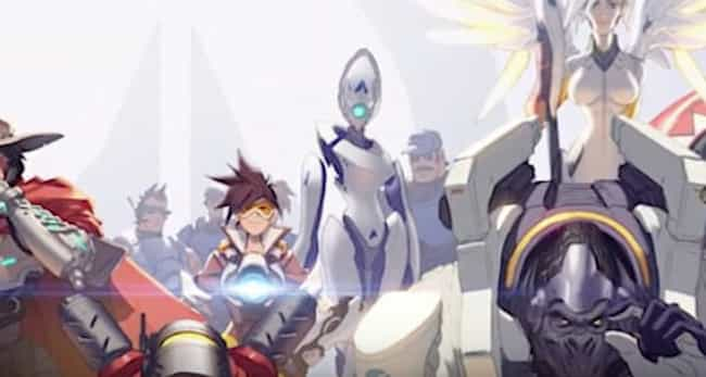 Athena Can Take on the F... is listed (or ranked) 1 on the list 15 Interesting Overwatch Fan Theories That Are Actually Plausible