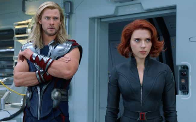 Sexual Tension is listed (or ranked) 7 on the list 15 Tropes Marvel Studios Needs to Start Avoiding