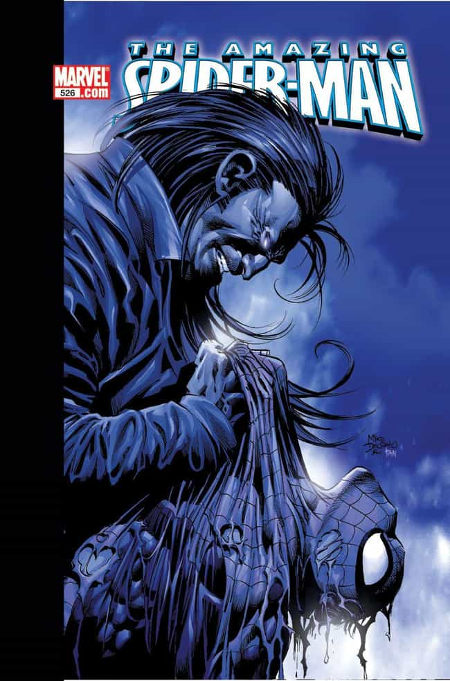 Spider-Man Vs. Morlun is listed (or ranked) 2 on the list Times Spider-Man Was Defeated In Over-The-Top Fashion
