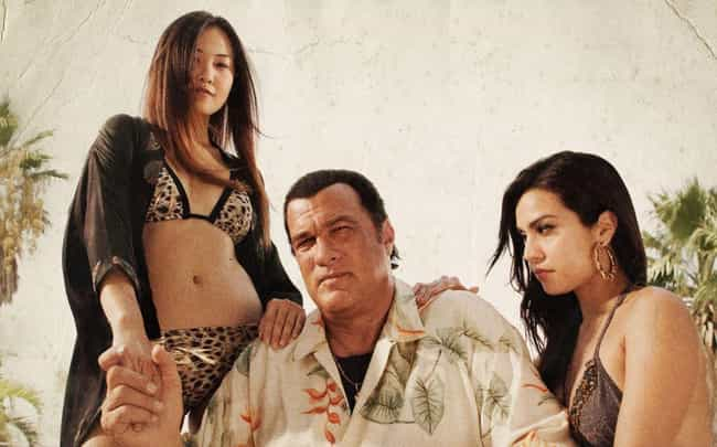 He Has a Way with Women. A Ver... is listed (or ranked) 3 on the list 18 Ludicrous Stories About Steven Seagal