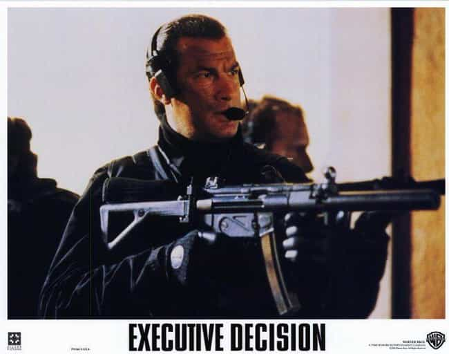 He Likes to Establish Himself ... is listed (or ranked) 4 on the list 18 Ludicrous Stories About Steven Seagal