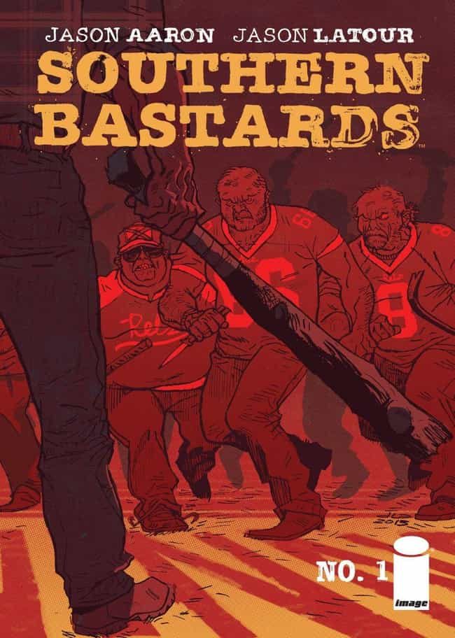 Southern Bastards is listed (or ranked) 4 on the list 24 Criminally Underrated Indie Comics You Should be Reading