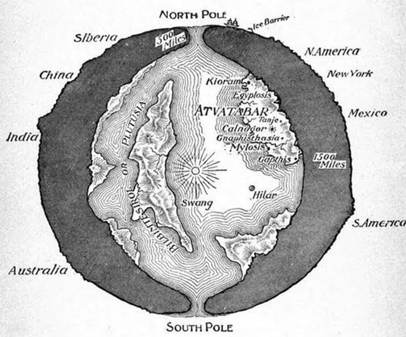 For Thousands of Years, People is listed (or ranked) 2 on the list Everything You Need to Know About Admiral Byrd's Theory That the Earth Is Hollow