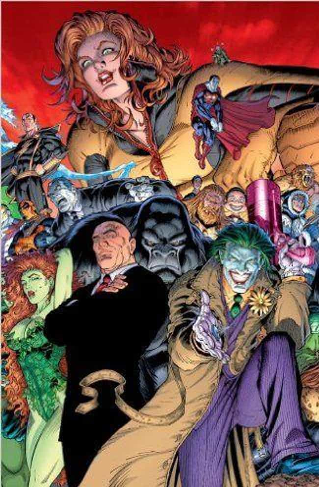 The Injustice League is listed (or ranked) 2 on the list 12 Super Brutal, Violent Villains Who Should Be In The Next Suicide Squad Film