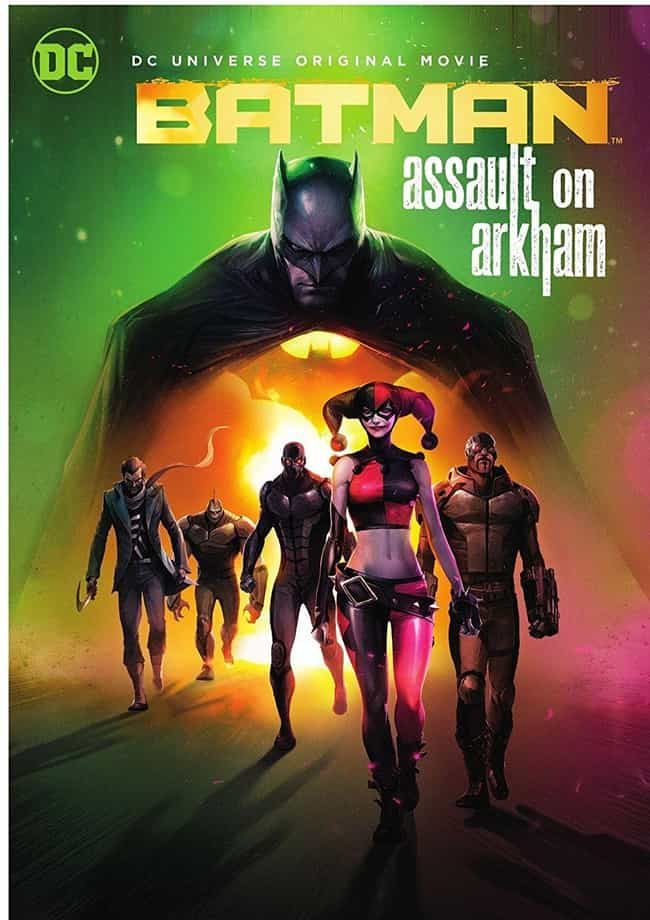 Arkham Asylum is listed (or ranked) 1 on the list 12 Super Brutal, Violent Villains Who Should Be In The Next Suicide Squad Film