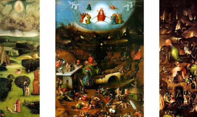 The Last Judgment is listed (or ranked) 1 on the list 12 Insanely Disturbing Hieronymus Bosch Paintings That Will Overload Your Mind