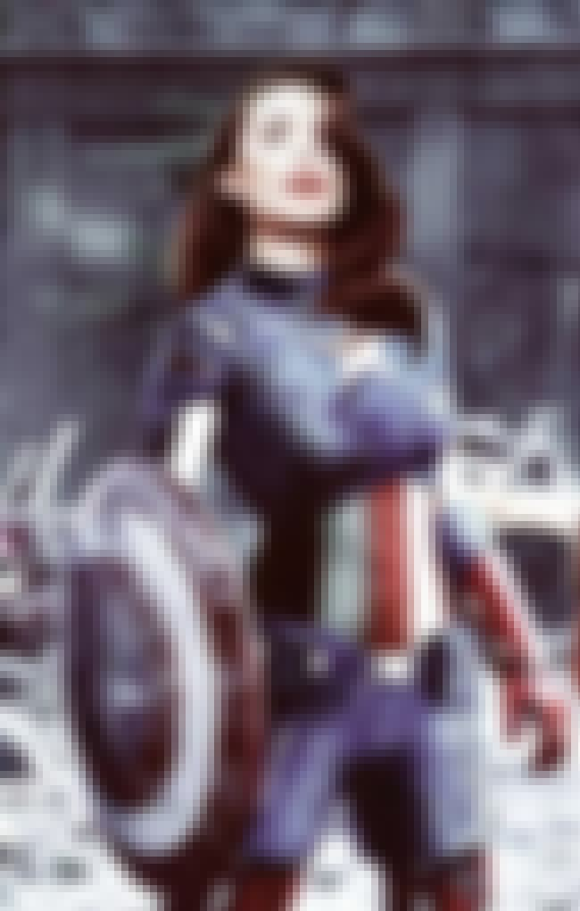 Hayley Atwell as Captain Carte... is listed (or ranked) 1 on the list The Marvel Cinematic Universe Hilariously Recast by the Internet