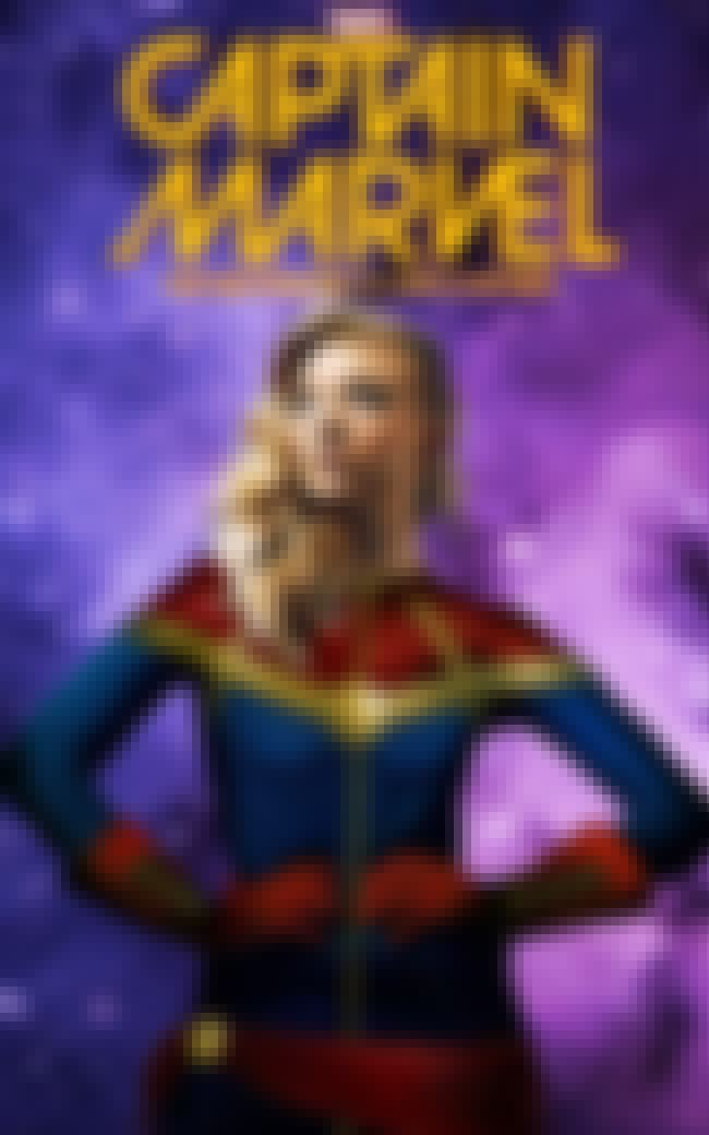 Natalie Dormer Is Captain Marv... is listed (or ranked) 2 on the list The Marvel Cinematic Universe Hilariously Recast by the Internet