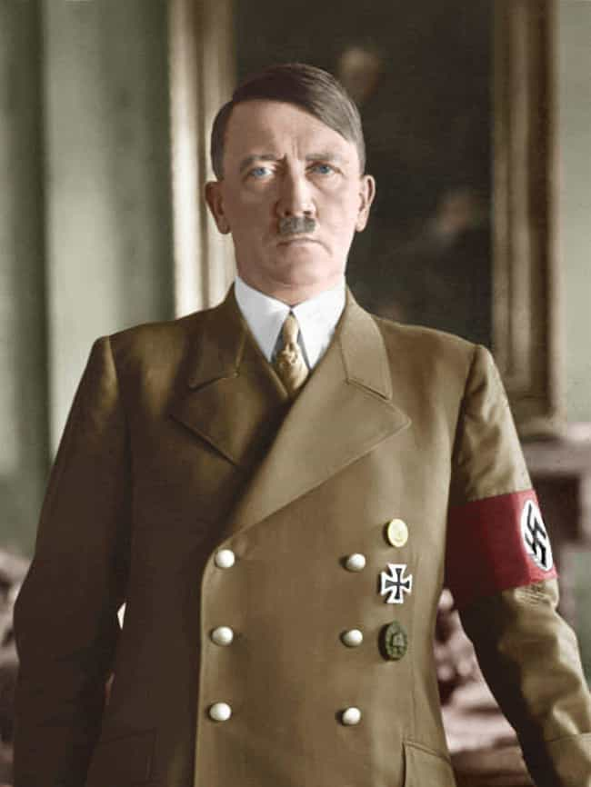 Hitler May Have Ended His Niec... is listed (or ranked) 1 on the list 12 Historic Suicides That May Have Been Murders