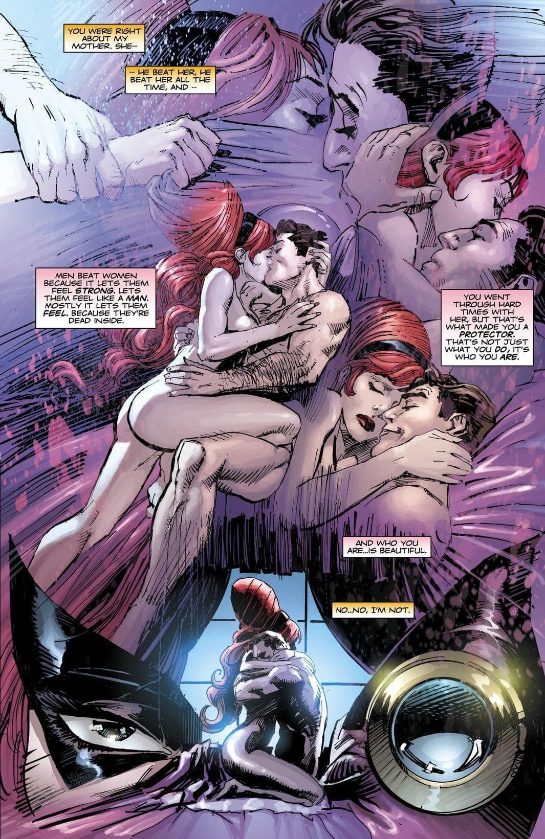 DC καρτούν σεξ