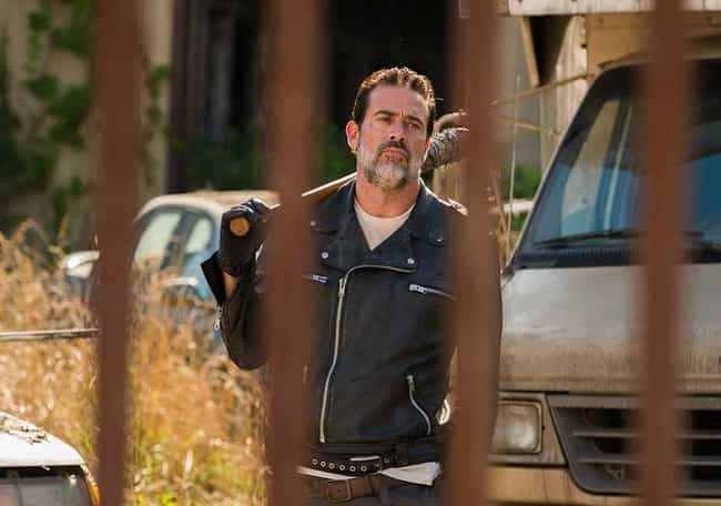 He Was a Good Guy, Then Bad Th... is listed (or ranked) 2 on the list 11 Walking Dead Fan Theories That Help Explain Negan's Mysterious Past