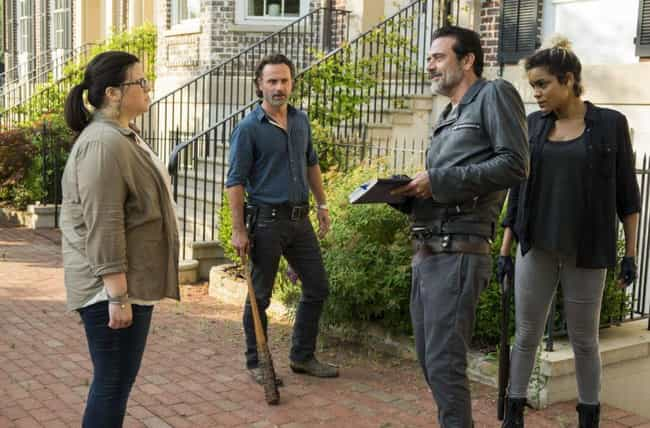 He Is a Con Artist is listed (or ranked) 4 on the list 11 Walking Dead Fan Theories That Help Explain Negan's Mysterious Past