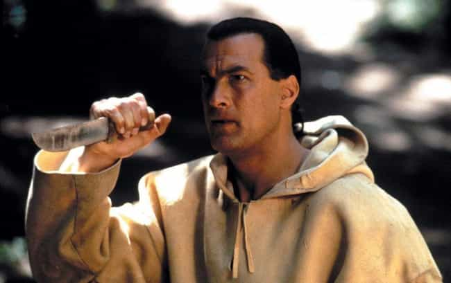He Is a Citizen of, and Cultur... is listed (or ranked) 3 on the list 18 Ludicrous Stories About Steven Seagal